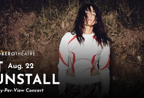 Pay-Per-View Concert Featuring KT Tunstall