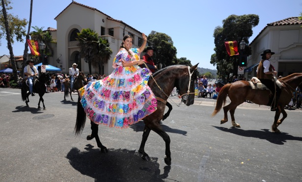 Santa Barbara County Public Health Puts Kibosh on Fiesta Car Parade