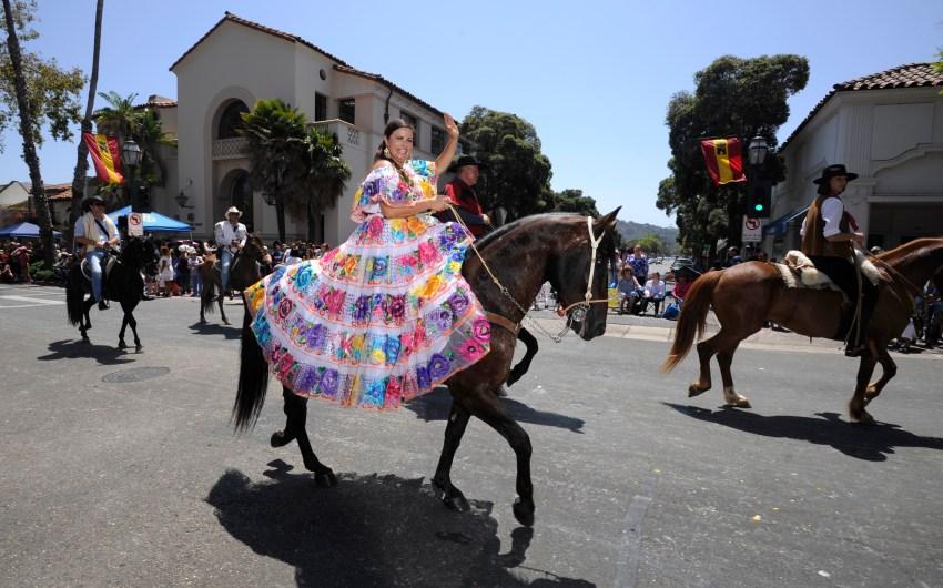 Santa Barbara County Public Health Puts Kibosh on Fiesta Car Parade