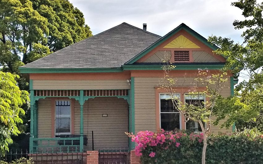 The Oldest House on the Block