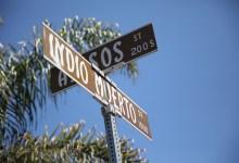 Santa Barbara's Indio Muerto Street to Be Changed