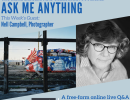 Ask Me Anything interview with Nell Campbell