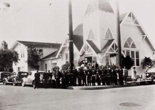 Santa Barbara City Council Declares City's First Black Church a Historic Landmark