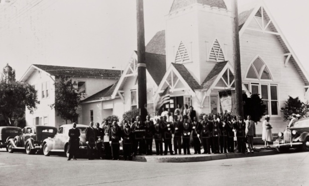 Santa Barbara City Council Declares City's First Black Church a Historic Landmark