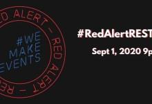 RED ALERT on September 1