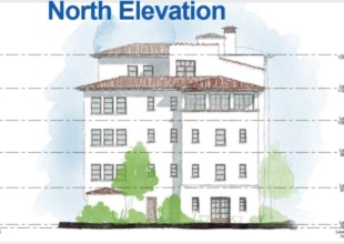 Sanctuary Center's Five-Story Mental-Health Building Moves Closer to Finish Line