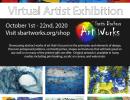 """""""Juxtapose"""" A Virtual Arts Exhibition"""