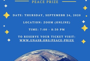 Celebrating Our Stars: UN Association Peace Prize