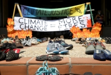 Society of Fearless Grandmothers Steps Up for Climate Justice