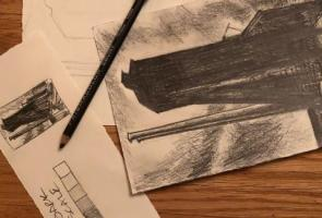 Adult Studio Art Workshop (via Zoom):Drawing