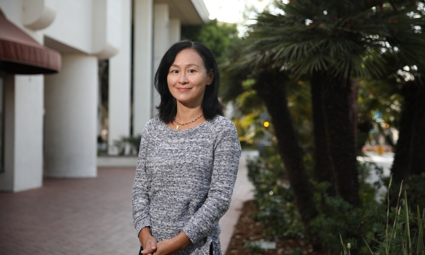 Goleta Union School Board Candidate Vicki Chen Ben-Yaacov Has a STEAM Dream