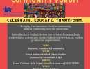 SB Unified Ethnic Studies Community Forum/Estudios  Étnicos Foro Comunitario