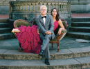 """House Calls Virtual Event: """"A Pink Martini Cabaret"""" with China Forbes & Thomas Lauderdale"""