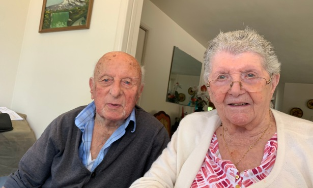 Santa Barbara Couple Celebrates 80 Years of Marriage