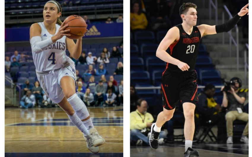 Amber Melgoza and Bolden Brace: Two Trajectories to the Pros