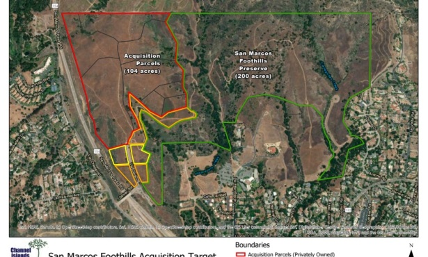 Santa Barbara Environmental Groups Oppose Housing Development on San Marcos Foothills Preserve