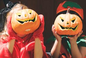 Halloween Door Dash