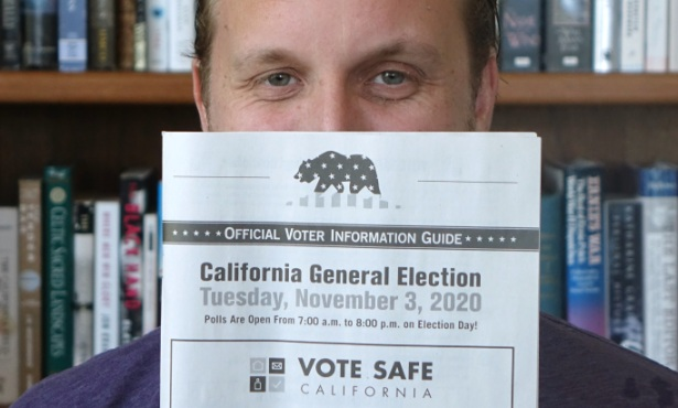 Tyler Hayden's Quest to Know Young Santa Barbara Voters