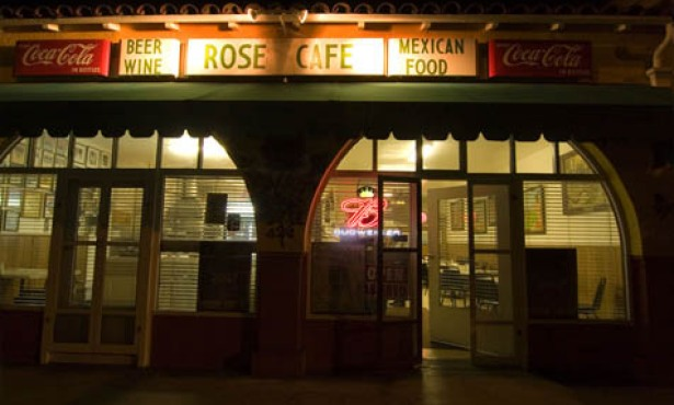 An Ode to Santa Barbara's Rose Café