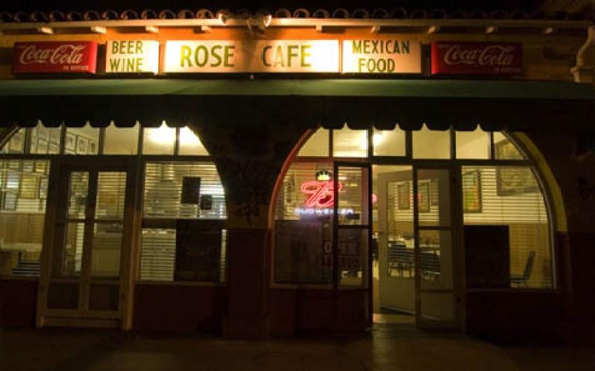 An Ode to Santa Barbara's Rose Café