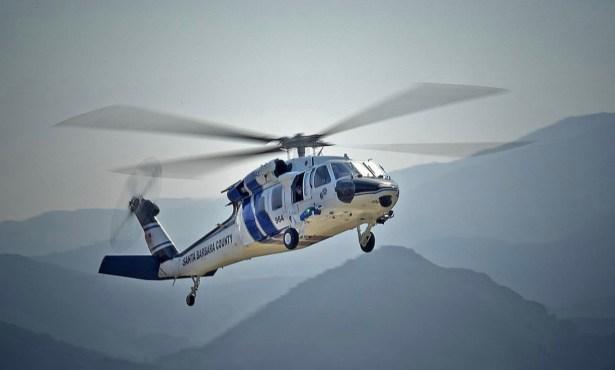 Firehawk Arrives in Santa Barbara County