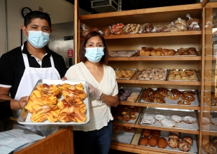 Welcoming Vibes and Authentic Treats at Cristino's Bakery