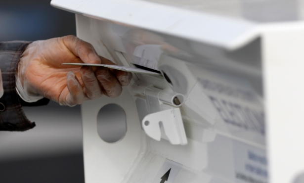Battle over Ballot Drop Boxes Commences