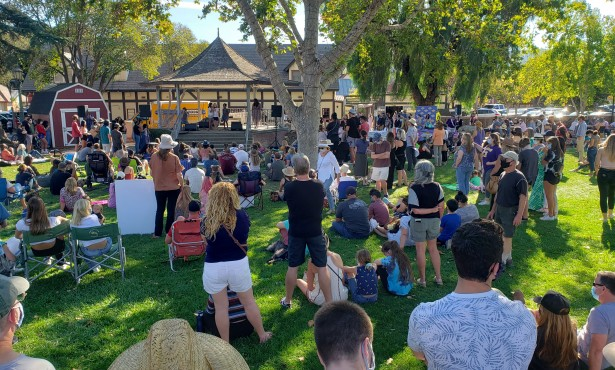 Solvang Community Rallies to Support Justice and Inclusion