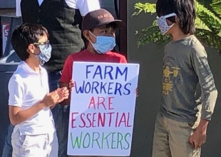 Santa Barbara County Strengthens COVID Protocols at Farmworker Housing After Outbreaks