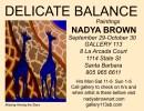 Gallery 113 Exhibition: Delicate Balance