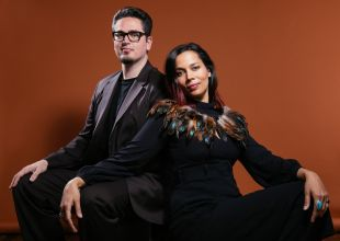"""House Calls"" Shows by Rhiannon Giddens and Thomas Lauderdale/China  Forbes"