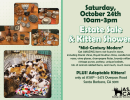 ASAP Cats: Kitten Shower & Yard Sale!