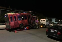 Mirror Bus Man Charged with 17 More Felonies Following Isla Vista Arrest