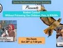 S.B. Audubon Society Presents: Rodent Control without Poisons