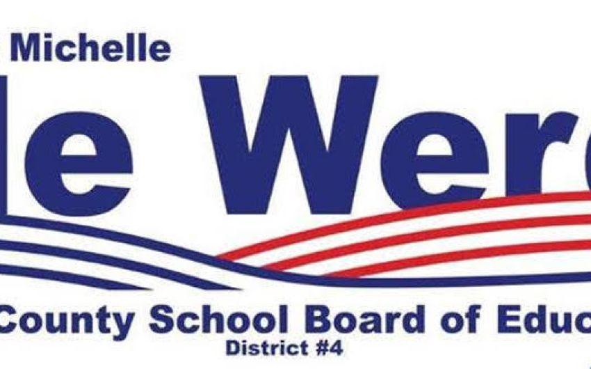 Vote for Michelle de Werd