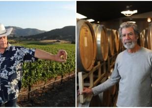 Santa Barbara County Wine Legends for Sale