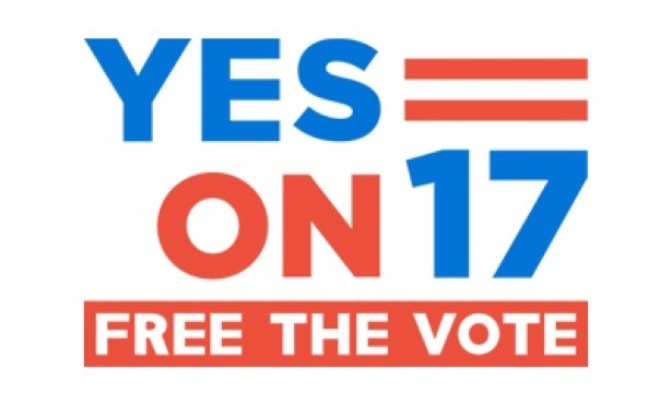 Yes on Prop. 17