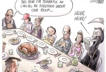 Thanksgivings Come and Gone: Not So Funny