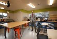 Laguna Blanca's New Center for Science and Innovation