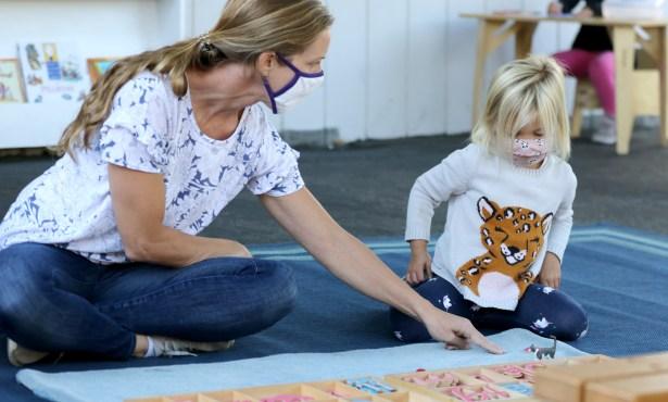 Montessori Center School Creates Positive Kids with Positive Forces
