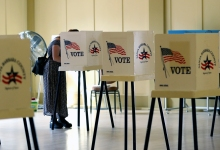 Young, Old, First Timers, Veterans: Come Make Your Vote Count