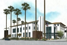 Public Gets Sneak Peek at Santa Barbara Police Station Design Plans