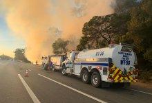 Multiple Weekend Fires in South Santa Barbara County
