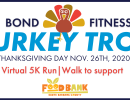 "Bond Fitness Virtual 5K to ""Stuff The Foodbank"""