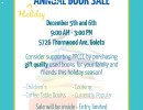 Mary J McCord Planned Parenthood Holiday Book Sale