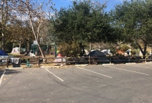 Homeless Camps in Three Isla Vista Parks Declared Fire Hazards