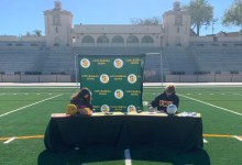 Signing Day Ceremonies Mark Exciting Next Chapters for S.B. Student Athletes