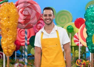 Pastry Chef at Ritz-Carlton Bacara Enters 'Candy Land' Cooking Contest