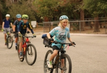 Santa Barbara Middle School Pedals Through the Pandemic