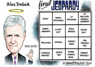 Donald Trump and Alex Trebek: Who Told the Truth?